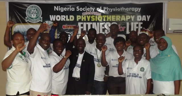 NSP joins Global Community for World Physiotherapy Day 2013