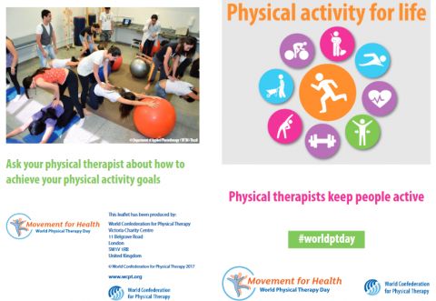World Physical Therapy Day 2017 e-Update